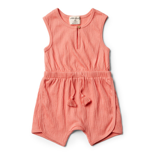 Wilson and Frenchy Watermelon Playsuit