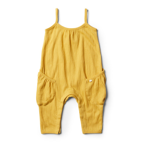 Wilson and Frenchy Jojoba Singlet Jumpsuit