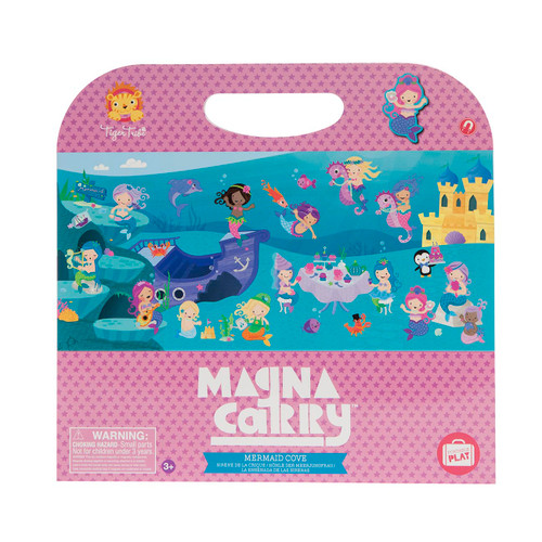 Tiger Tribe Magna Carry - Mermaid Cove - Front