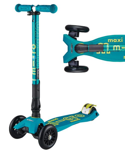 Maxi Micro Deluxe Foldable Sea Green
