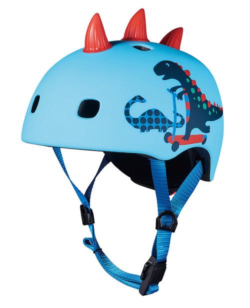 Micro Kids 3D Helmet Scootersaurus