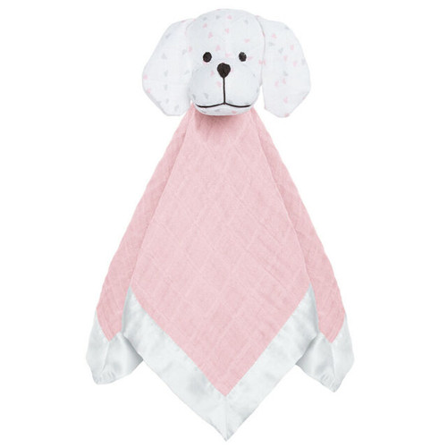 Aden + Anais Lovely Reverie - Mini Hearts Musy Mate Lovey Security Blanket