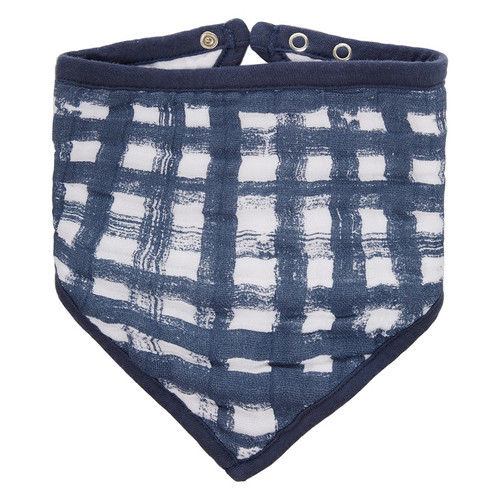 Aden + Anais Waverly Classic Muslin Adjustable Bandana Bib