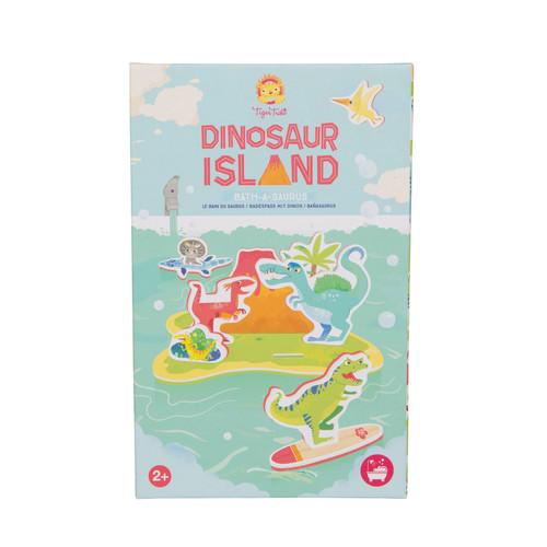 Tiger Tribe Dinosaur Island - Bath-a-saurus - Front