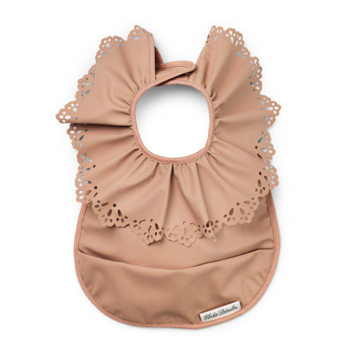 Elodie Details Baby Bib - Faded Rose