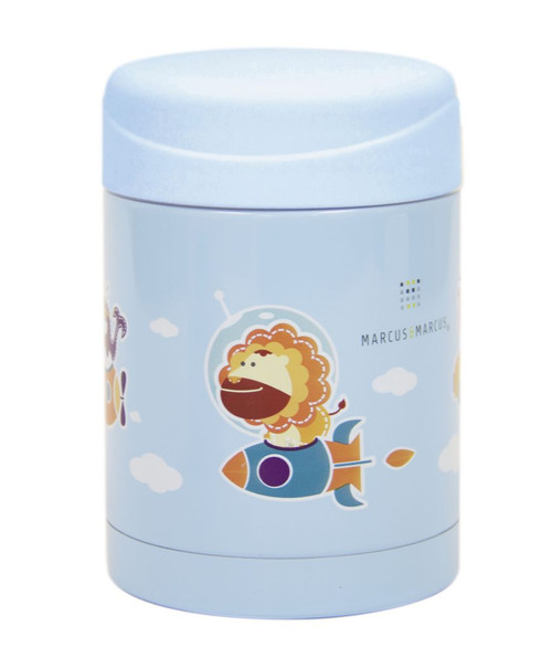Marcus & Marcus Thermal Food Jar Blue