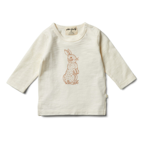 Wilson and Frenchy Little Hop Long Sleeve Top - Front