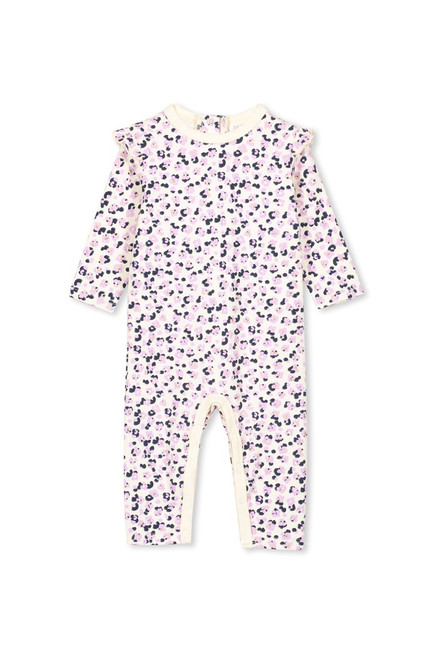 Milky Animal Romper - Front
