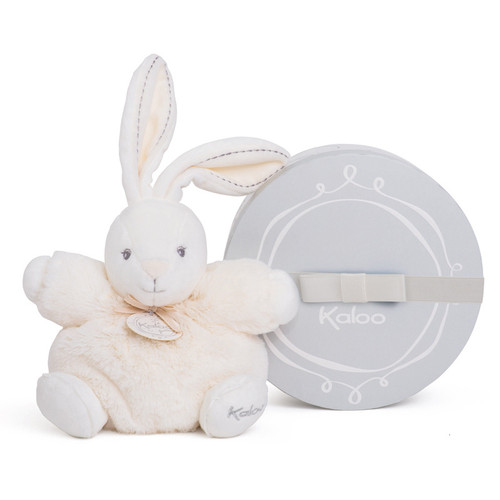 Kaloo Perle Small Rabbit Cream with gift box