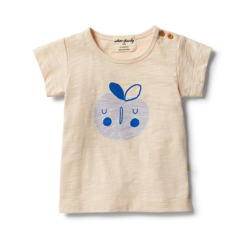 Wilson and Frenchy Sweet Apple Short Sleeve Tee - Front