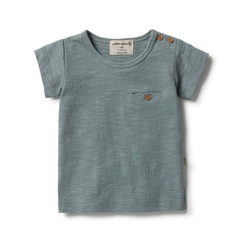 Wilson and Frenchy Lead Short Sleeve Tee - Front