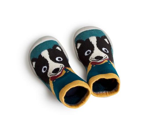 Collegien Slipper Socks Bandit