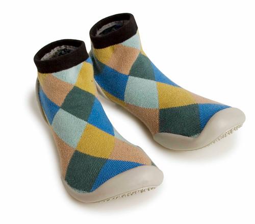 Collegien Slipper Socks Arlequin