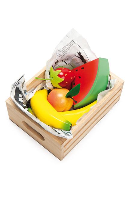 Le Toy Van Honeybake Smoothie Fruit in Crate