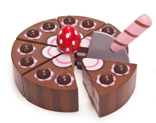 Le Toy Van Honeybake Chocolate Cake