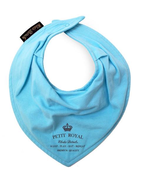 Elodie Details Dry Bib - Petit Royal Blue