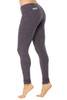 Sport Band Long Leggings - Double Weight BUTTER