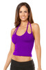 "Greco Top - FINAL SALE - IRIS - MEDIUM - 10"" SIDES (1 AVAILABLE)"