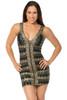 Stella Zipper Dress - Medium (2 Available)