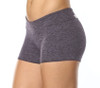 Mini Band Shorts - Double Weight Butter