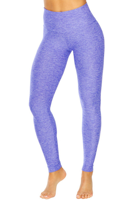 High Waist Leggings - Butter