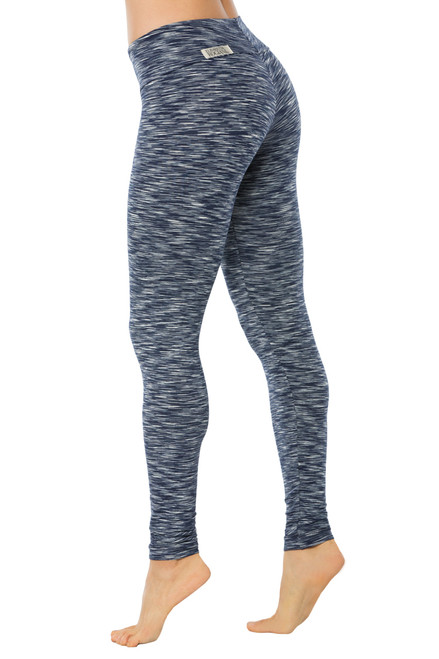 Sport Band Leggings -Water