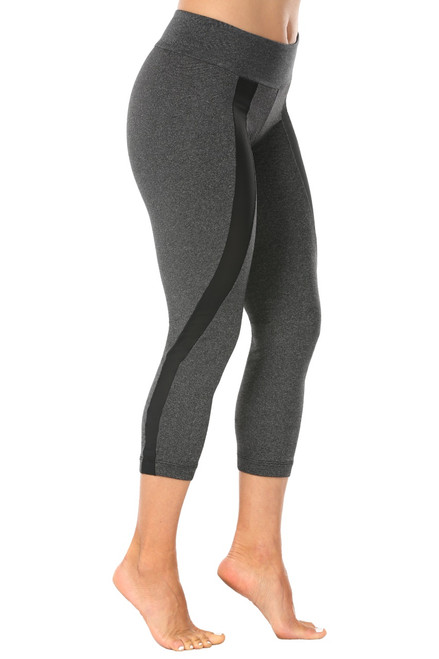 Mars Gray Padmé 3/4 Leggings - FINAL SALE -  XS & S