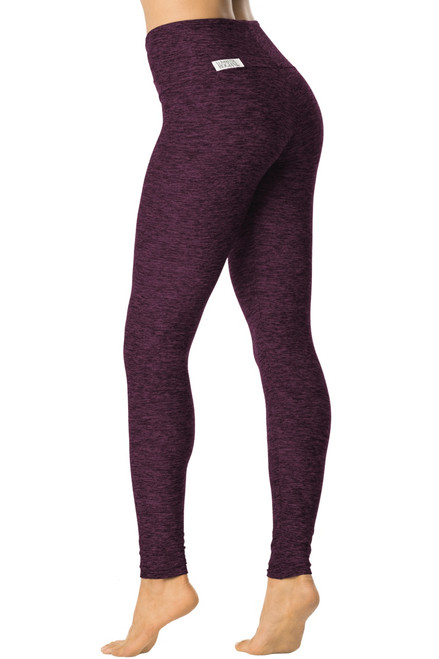 High Waist Leggings - Double Weight Butter