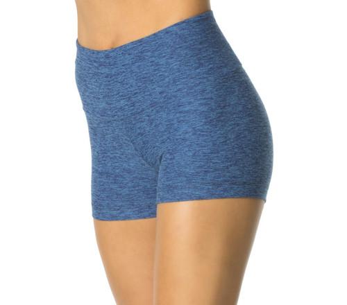 High Waist Shorts - Butter