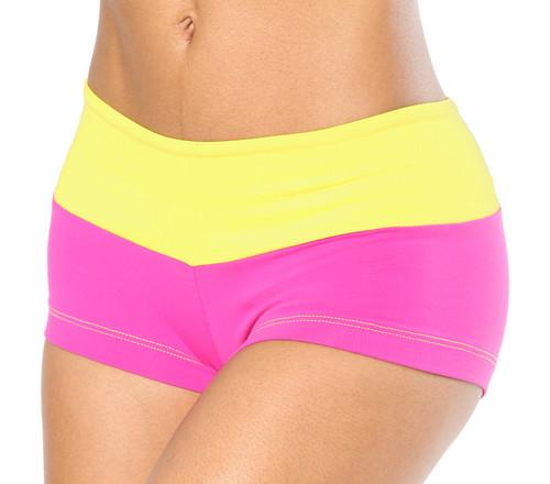 Diva Shorts - Supplex