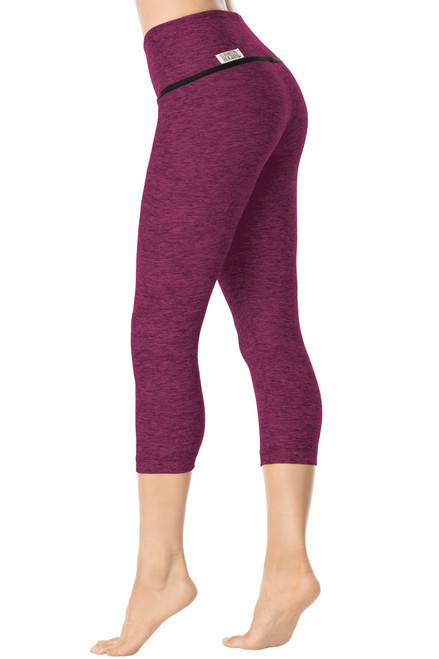 High Waist Halo 3/4 Leggings - Butter