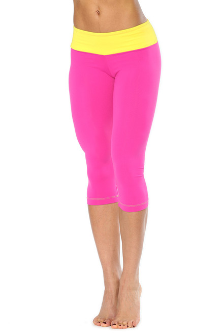 Diva 3/4 Leggings