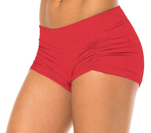 Kala Gather Front Shorts - Custom