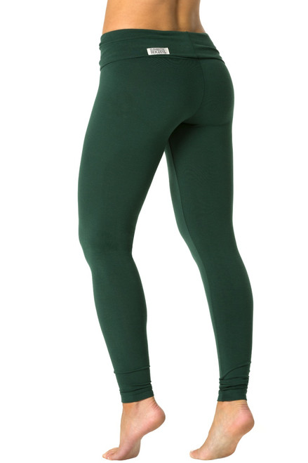 Rolldown Leggings - Cotton - Alpine - FINAL SALE - XS, S & M