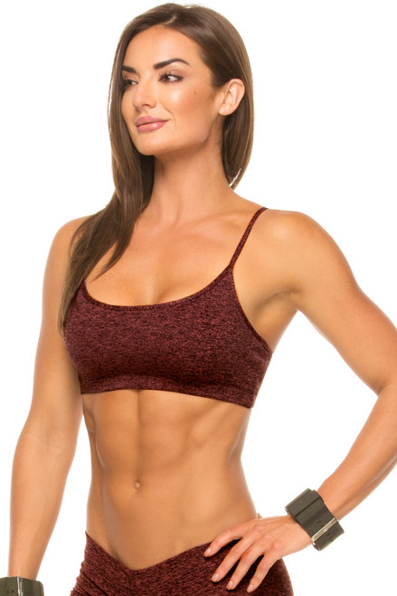 Lotus Bra - Double Weight Butter