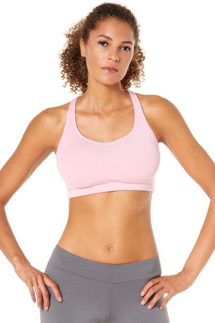 Tess Rayon Sports Bra with Padding