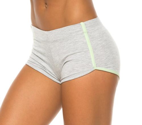 Retro Shorts - Stretch Cotton