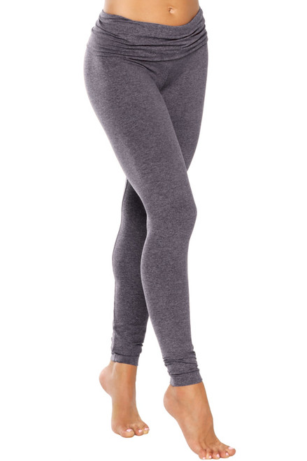 Rolldown Leggings - Double Weight Butter