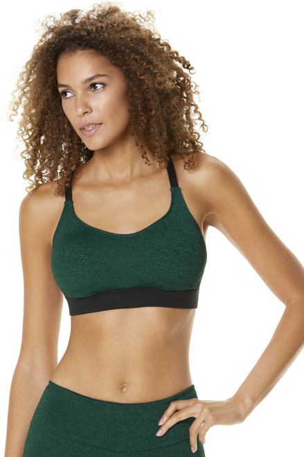 Lux Bra - Supplex Accent on Double Weight Butter