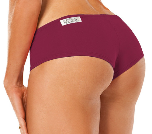 King Shorts - Supplex- FINAL SALE - Burgundy - XS & M