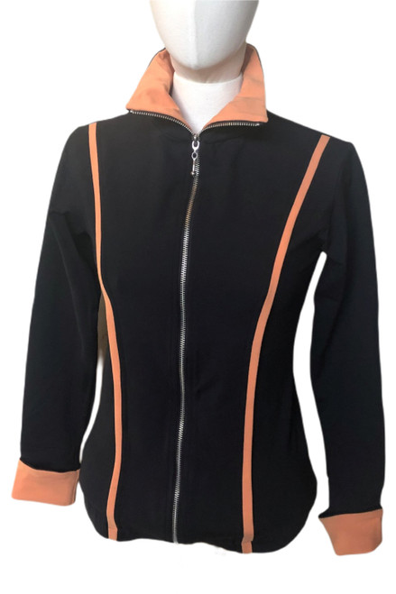 Jacket with Contrast - Supplex  - FINAL SALE - Small (1 Available)