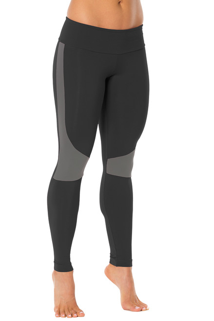 Iron Sport Band Leggings - Contrast Supplex