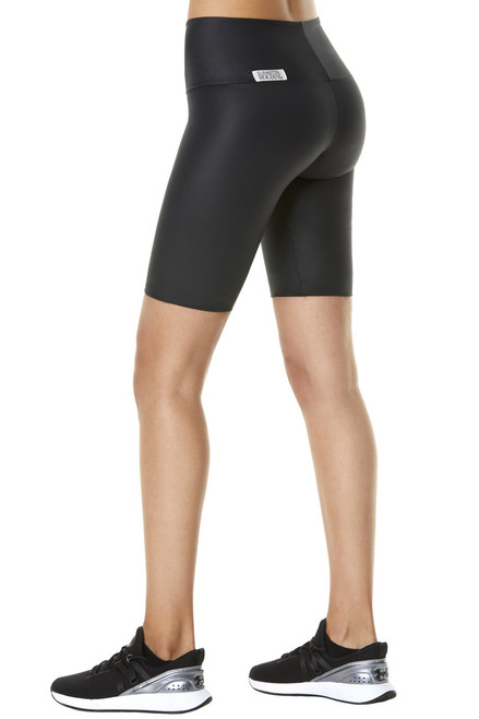 Cobra Bike High Waist Shorts -  Wet