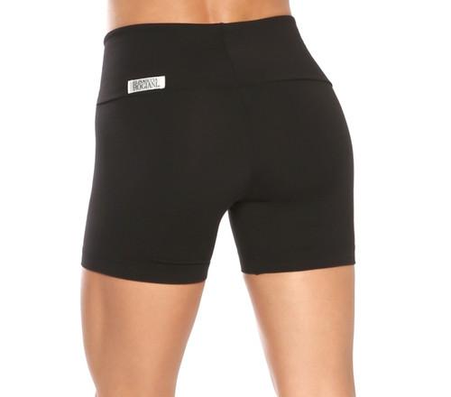 Cobra Bike High Waist Shorts -  Supplex