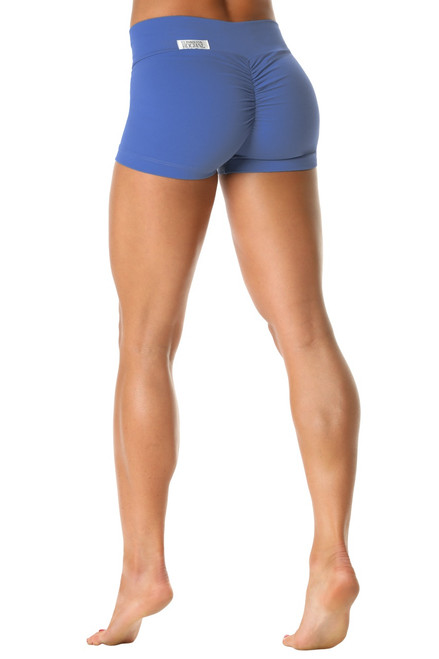 Bambola Scrunch Back V-Band Sportband Shorts - Supplex