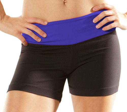 Sport Band Shorts - Contrast Supplex
