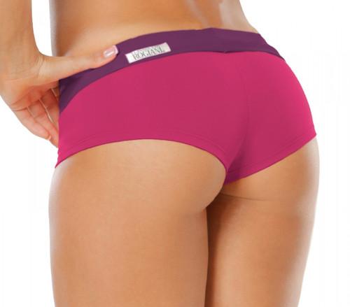 Mini Roll Mini Shorts - Supplex