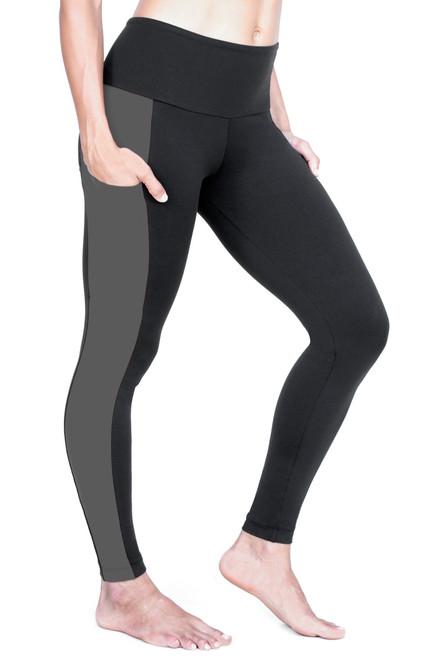 Kiko High Waist Double Pocket Leggings - Supplex