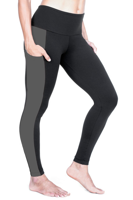 Kiko High Waist Double Pocket Leggings - Supplex