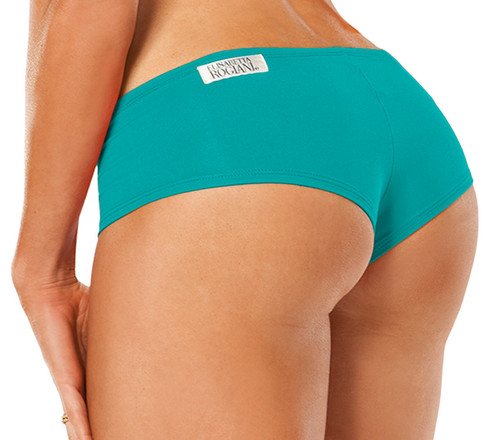 King Shorts - Teal - FINAL SALE - XS